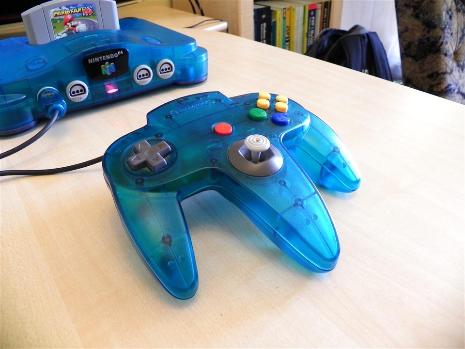 Nintendo 64: rzut oka