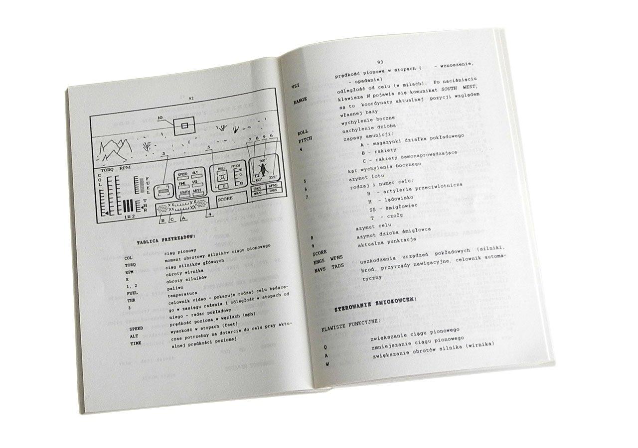 Biblioteczka: Opisy Gier, cz.1