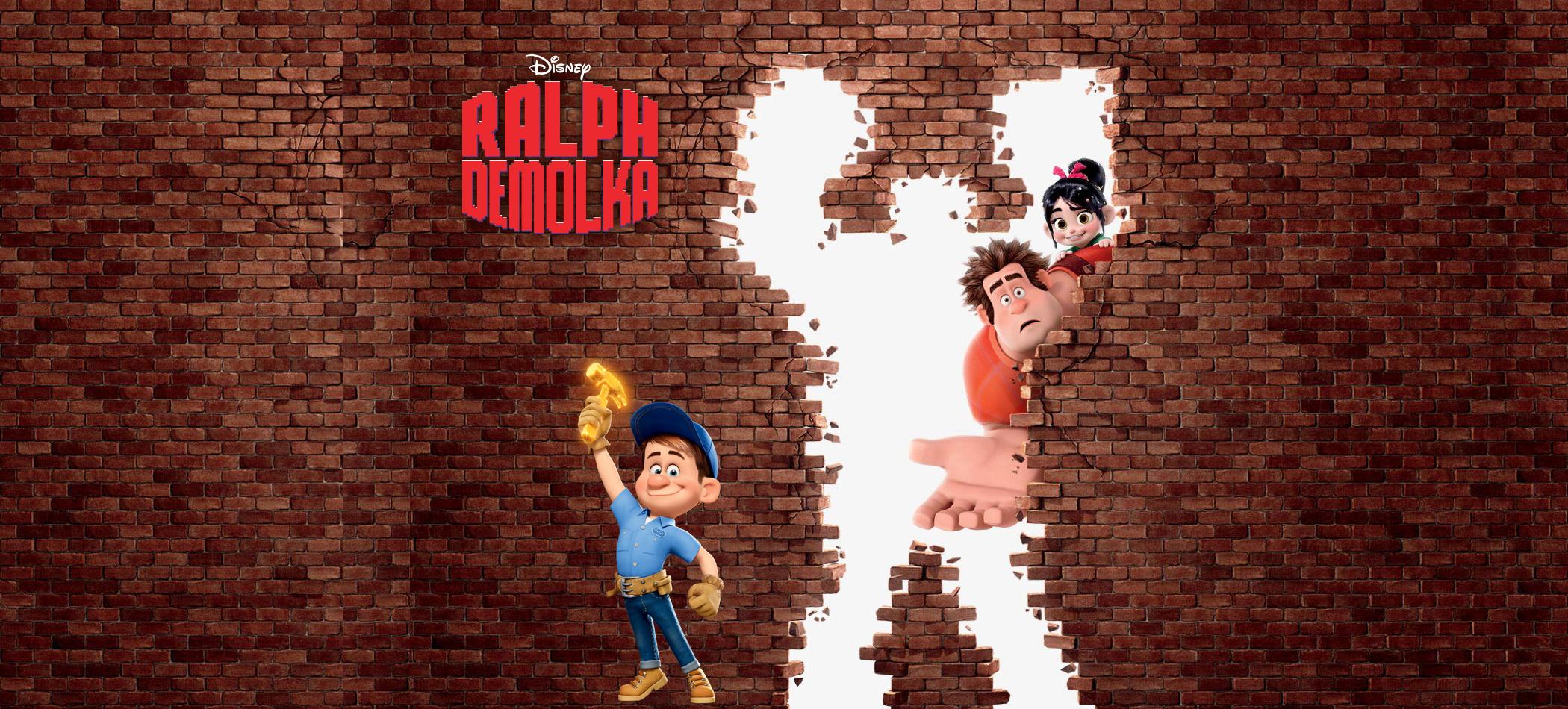 Ralph Demolka – Recencja
