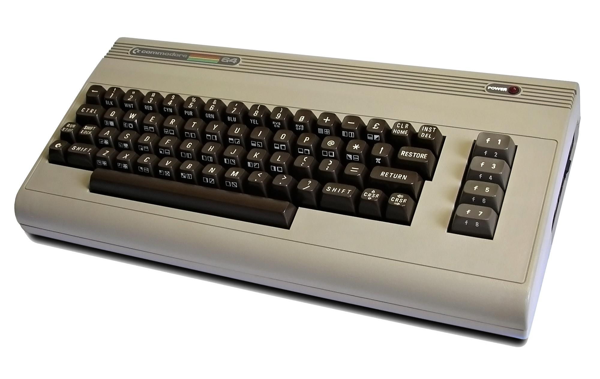 Kurs Commodore 64 – Część I