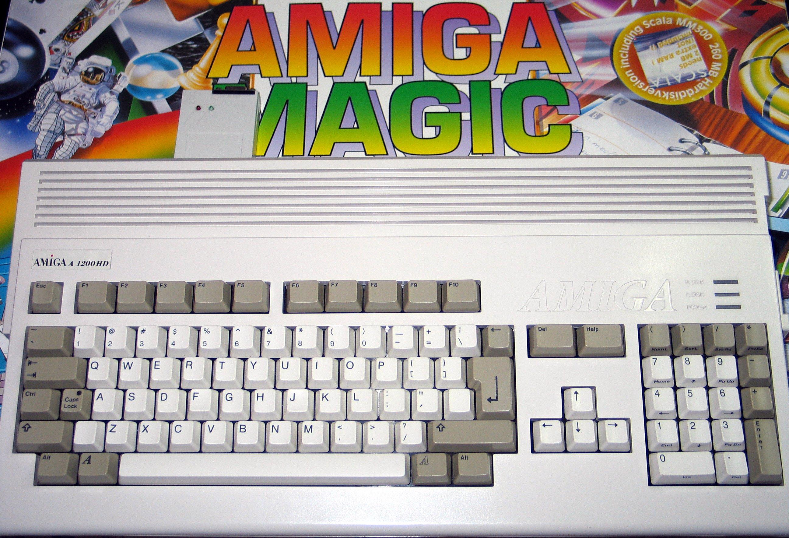 Amiga 1200 – film