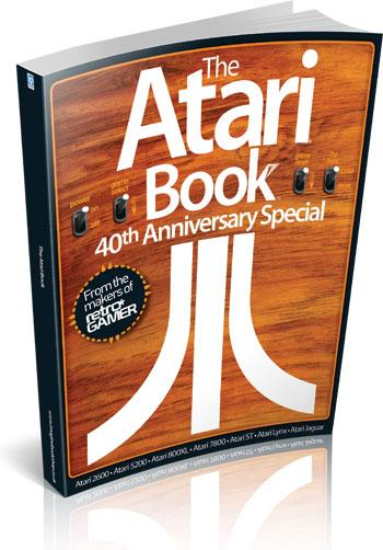 The Atari Book – rzut oka