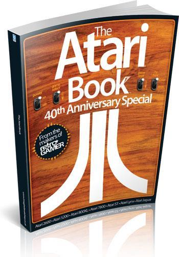 The Atari Book – rzut oka