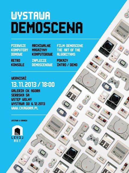 DEMOSCENA – wystawa we Wrocławiu