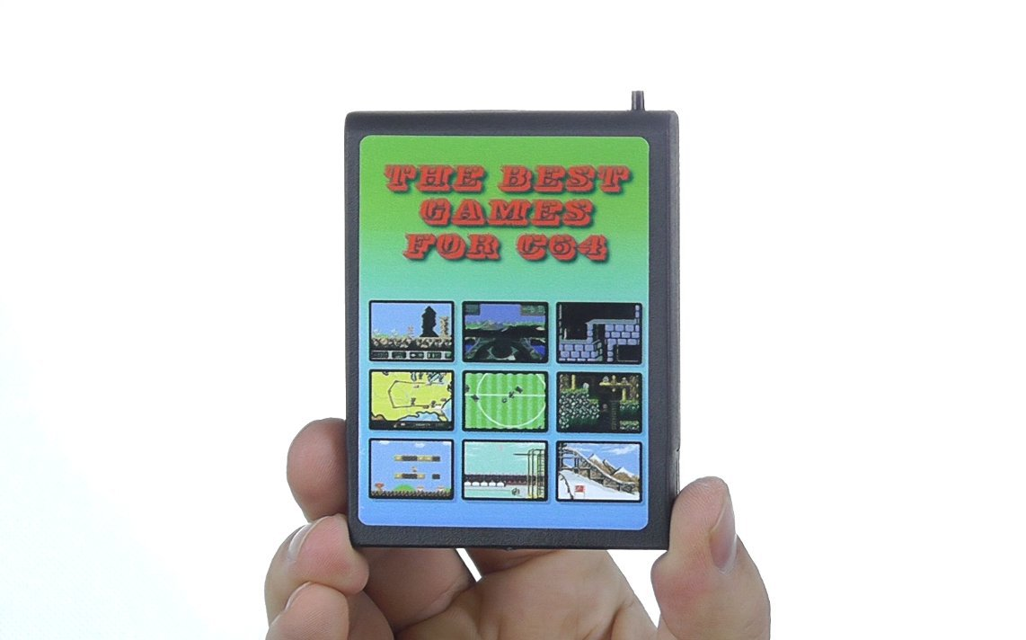 The Best Games for C64