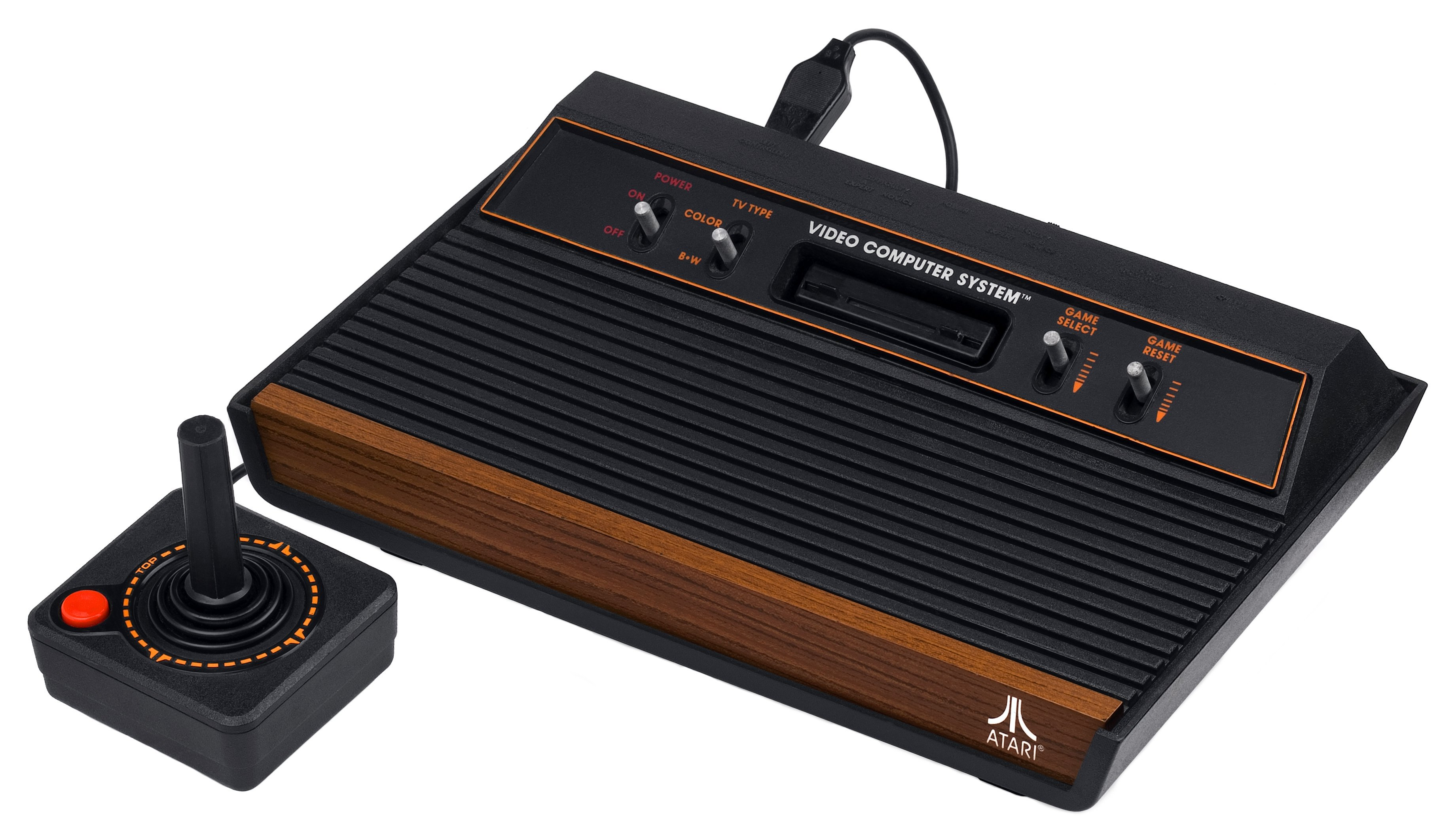 Atari VCS / 2600 – Konsola