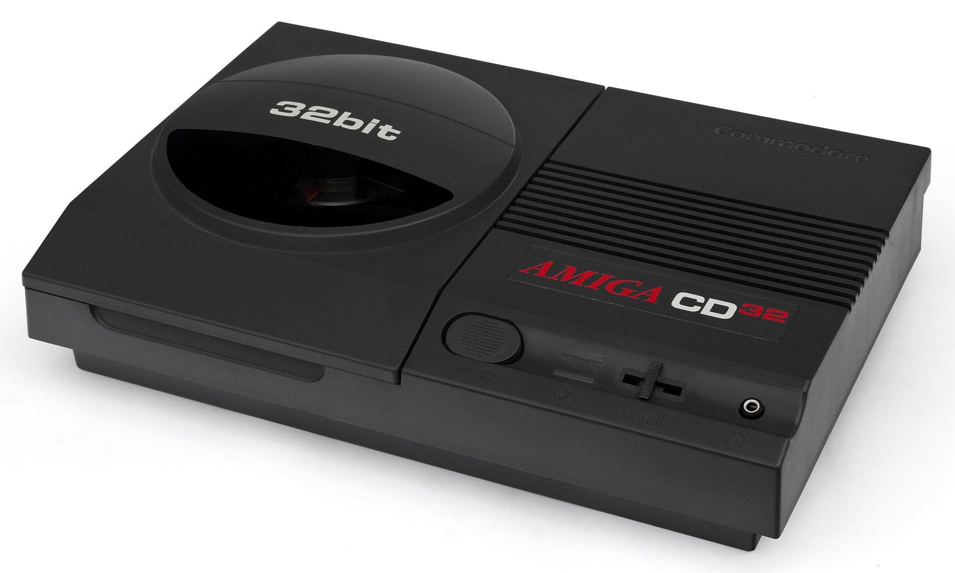 Projekt Hermes – Rozszerzenie CD32 do Amigi 1200