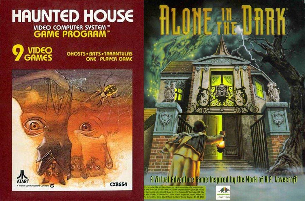 Atari powraca z Alone in the Dark i Haunted House