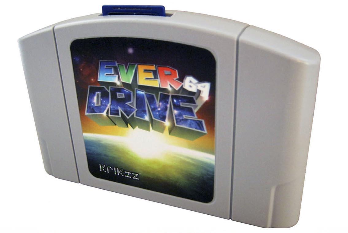 Everdrive V3 dostępny dla Nintendo 64