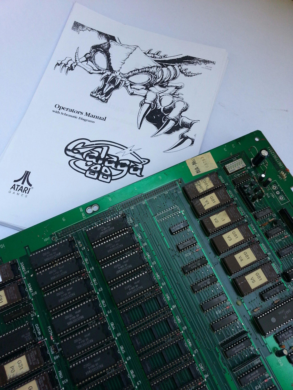 Projekt Galaga 88, część 1