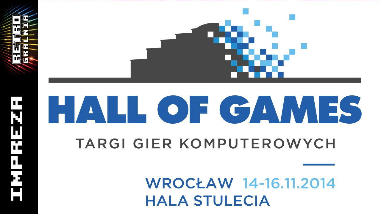 RetroGralnia na Hall of Games