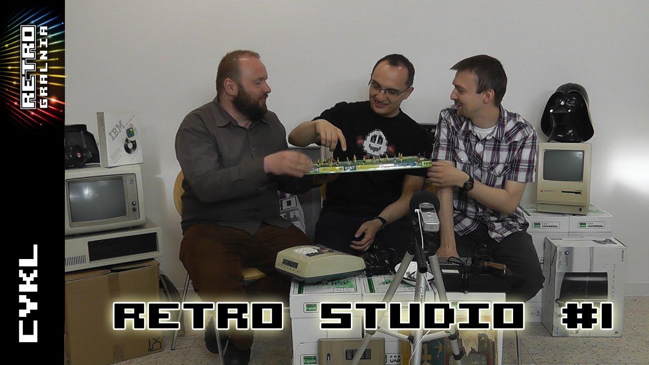 Retro Studio #1