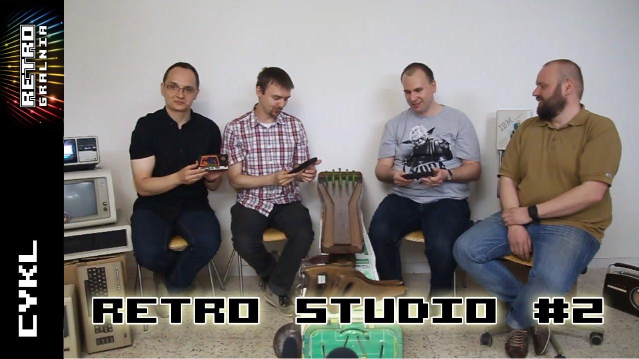 Retro Studio #2