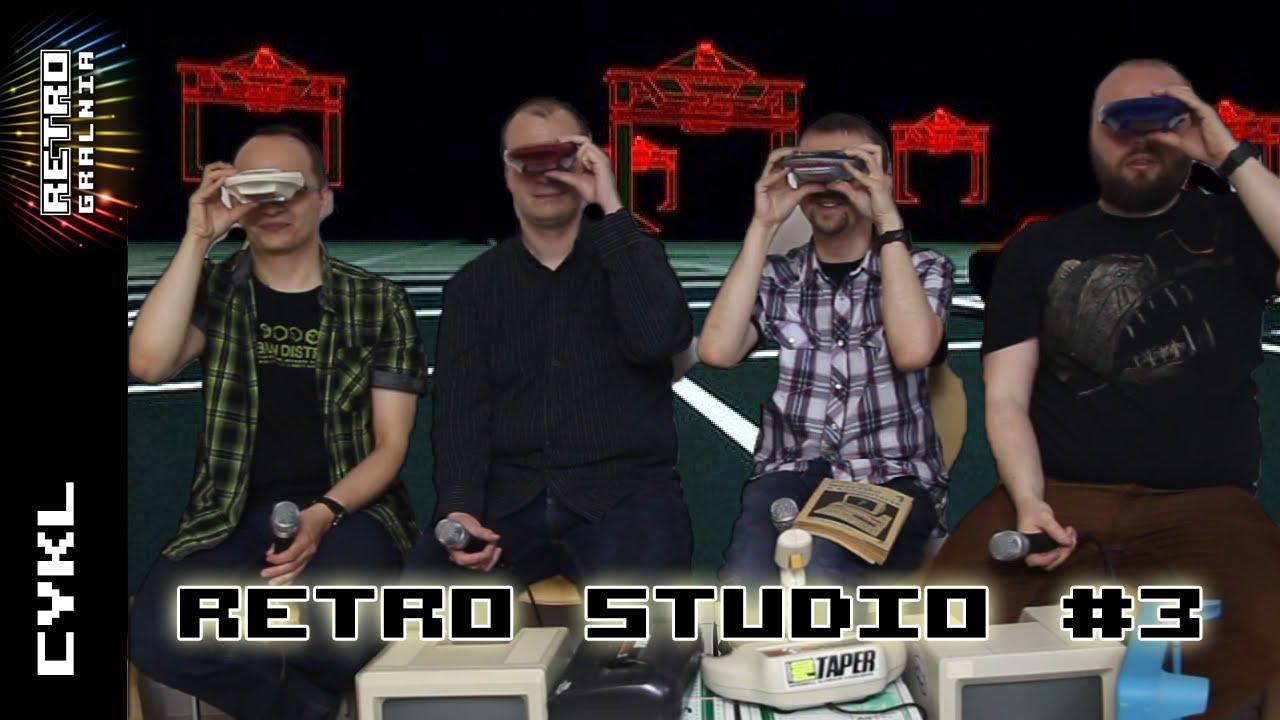 Retro Studio #3