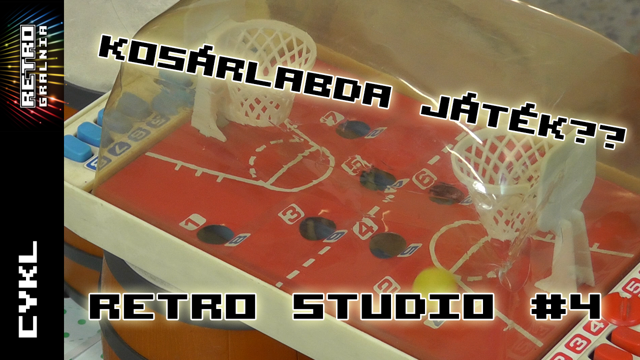 Retro Studio #4