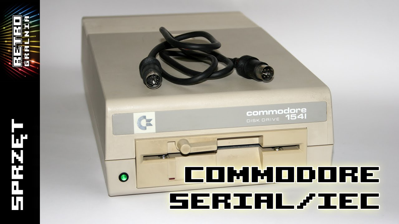 Commodore IEC – Serial Bus
