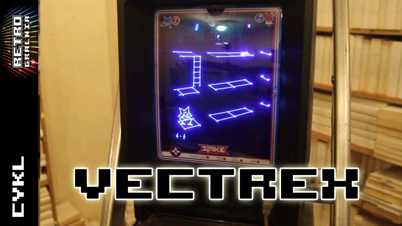 Vectrex – Wektorowa Retro Konsola