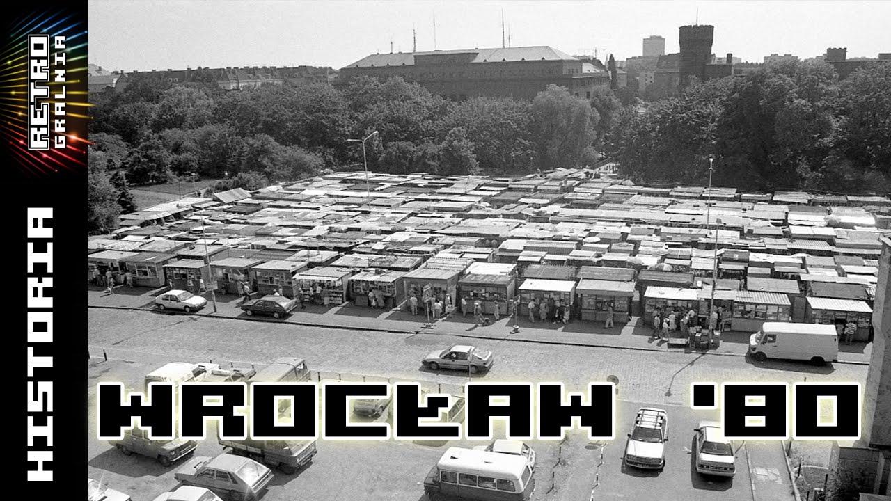 Mała Informatyka i Giełdy w latach '80 we Wrocławiu