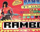 """Rambo – Pierwsza """"prawdziwa"""" konsola w Polsce"""