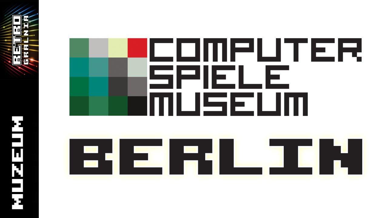 Muzem Gier Komputerowych w Berlinie