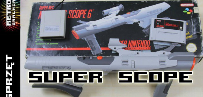Nintendo Super Scope – Bazooka dla SNESa