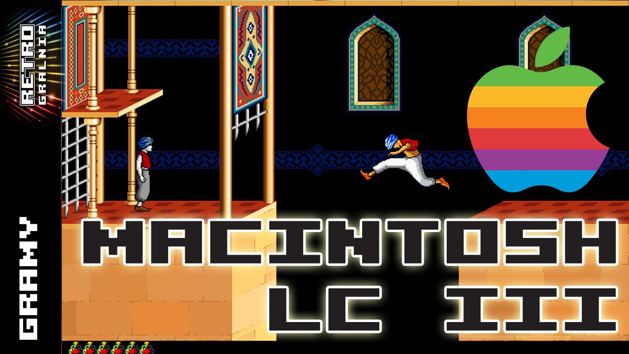 Apple Macintosh LC III – Przegląd Gier – GamePlay