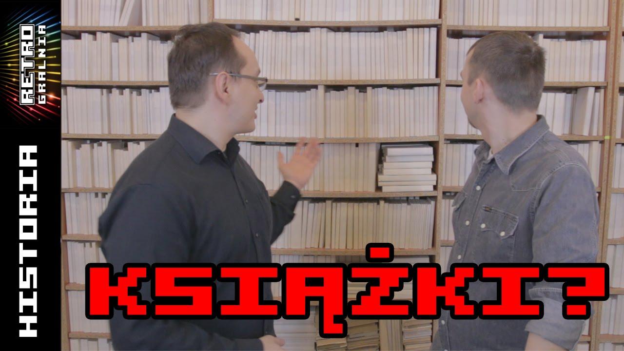Co to za książki? – Historia Polskiej Informatyki i Fantastyki