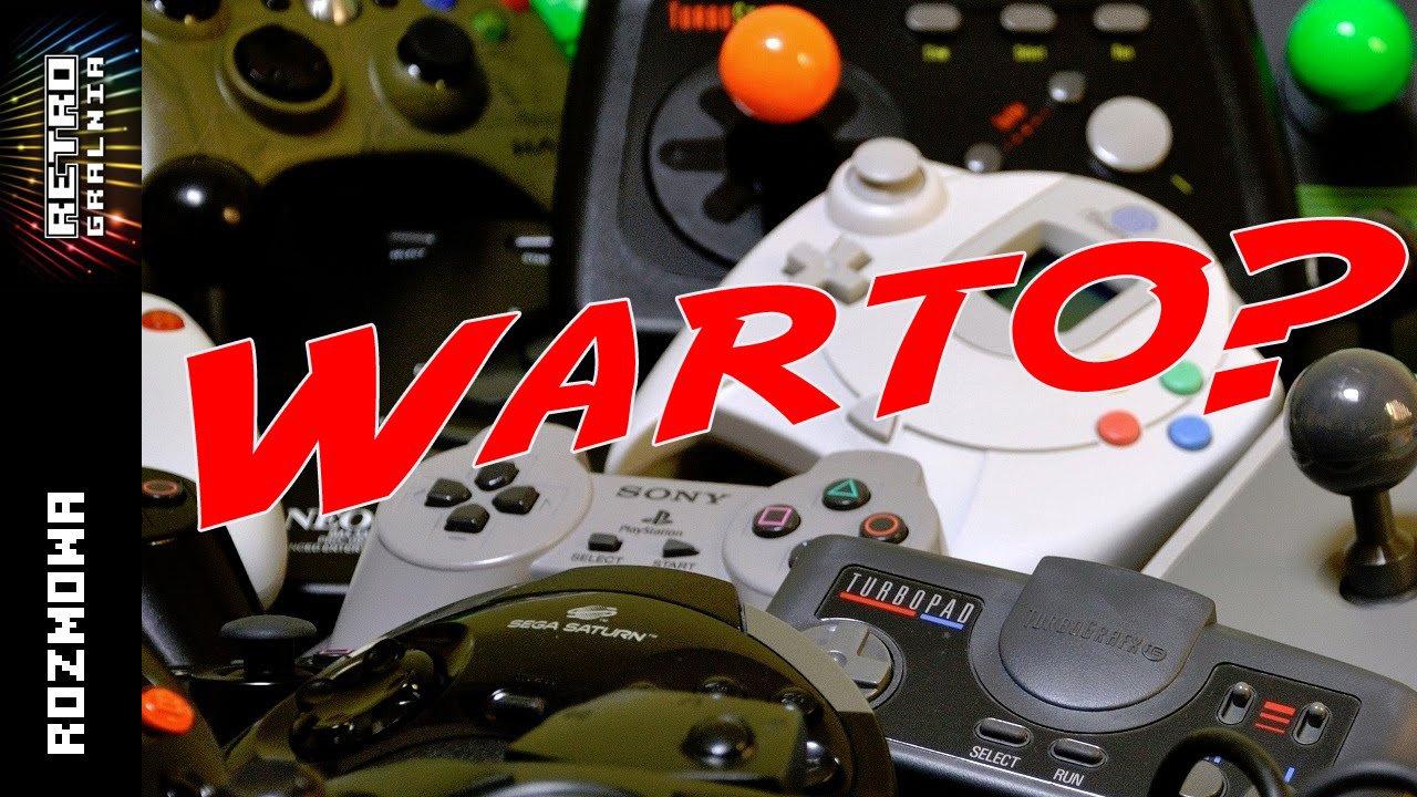 Czy (Dlaczego) warto grać w stare gry? – Publicystyka – Retro Studio