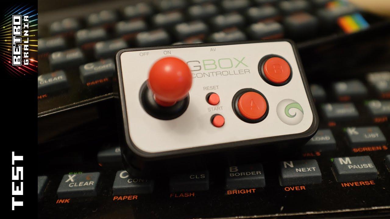 GBOX – test mini konsolki – retrogaming we współczesnym wydaniu – Konkurs!