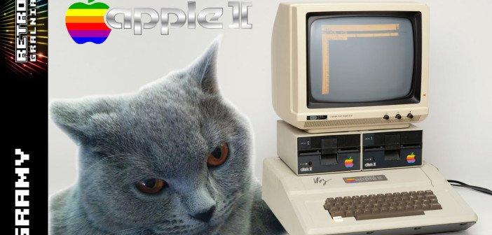 Apple II – Przegląd Gier