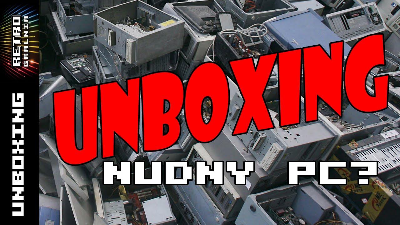 Nudny Unboxing Zwykłego Peceta – RetroGralnia