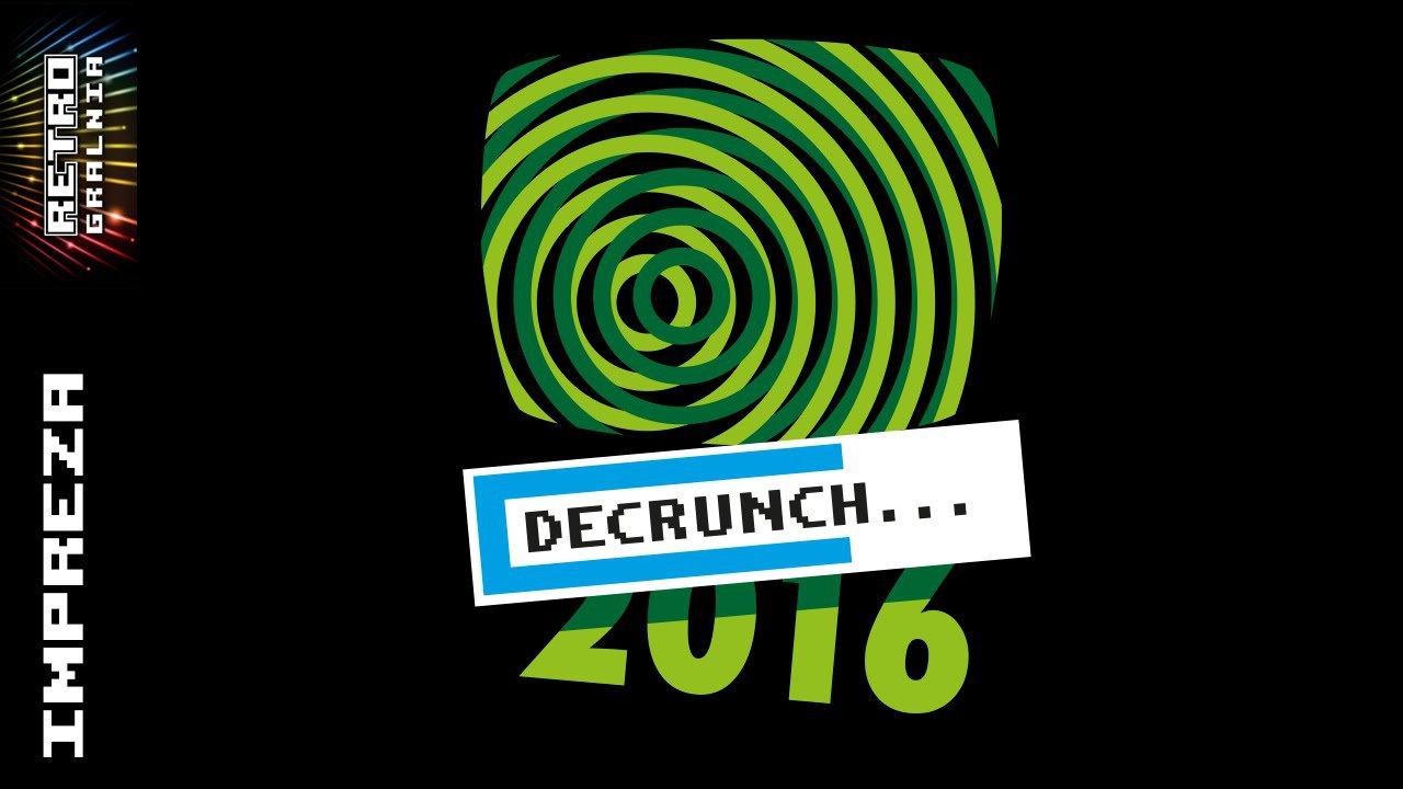 Decrunch 2016 – Relacja z imprezy