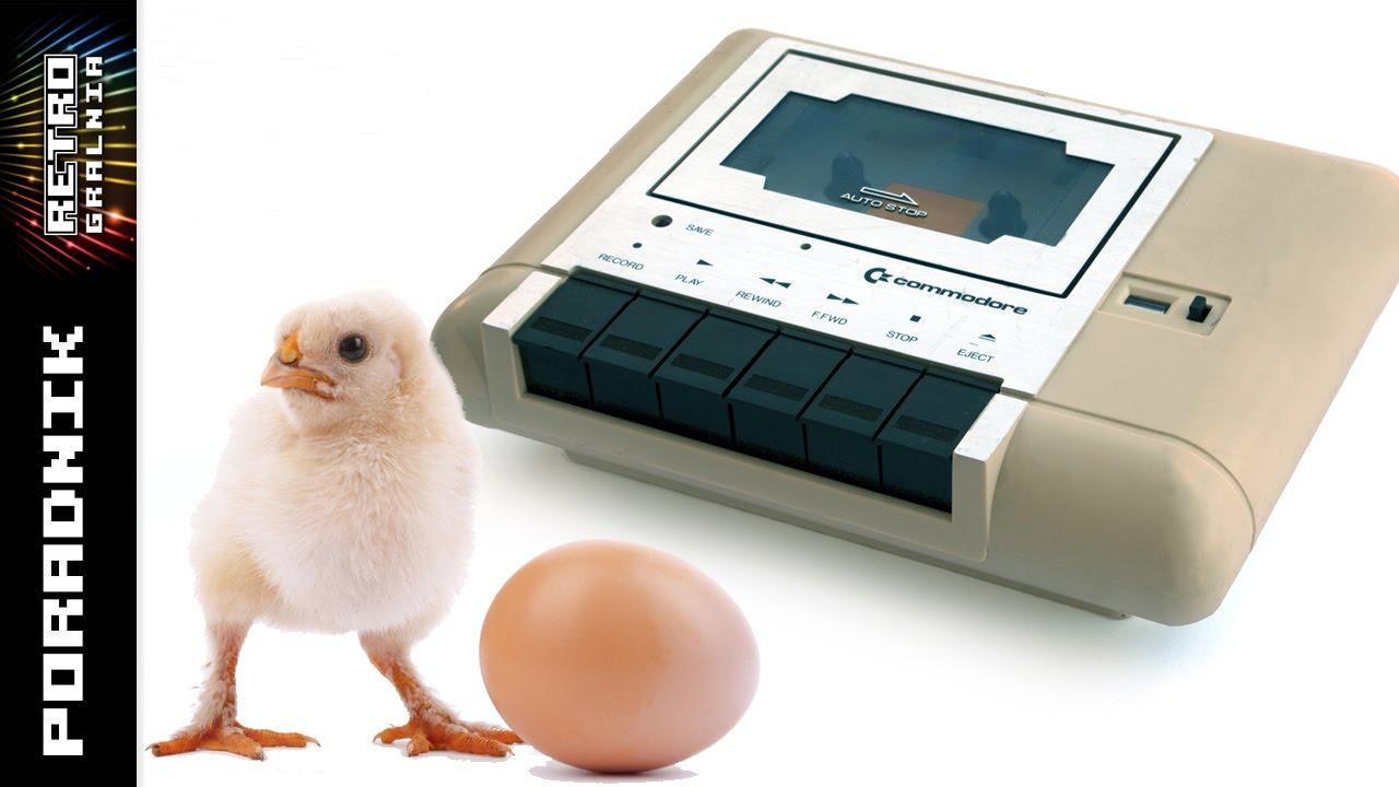 Pierwsze ustawianie głowicy w C64 – Co było pierwsze – jajko czy kura? Program do ustawiania głowicy