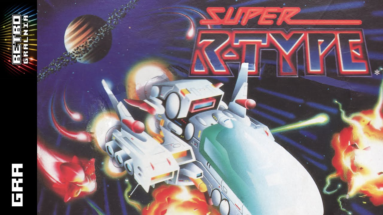 (Super) R-Type – SNS – Super Nintendo – Recenzja – Gameplay