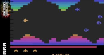 Vanguard-Atari-2600-VCS-GamePlay