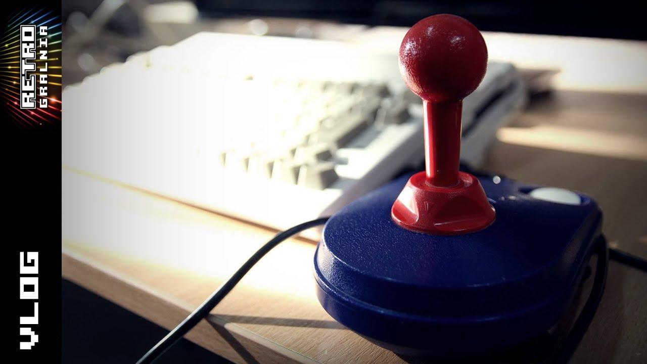RetroGadka – Ulubiony Joystick Borga – Czyżby Matt? – RetroGralnia