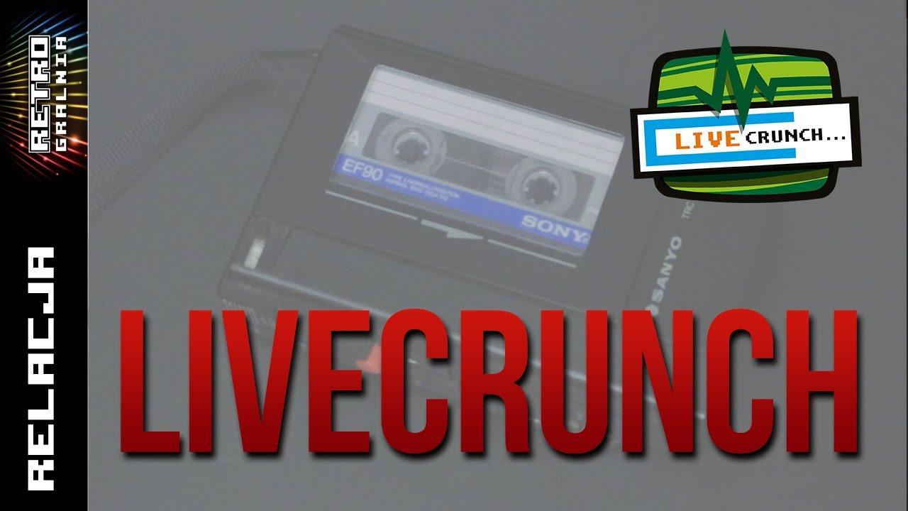 Livecrunch 2016 – Relacja w Starym Stylu – Audio Reportaż