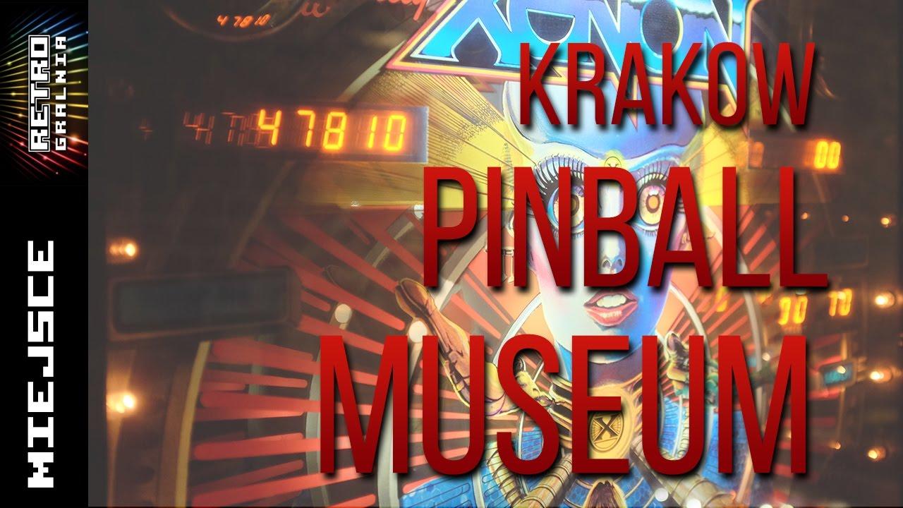 Krakow Pinball Museum – Interaktywne Muzeum Flipperów – Wizyta i Rozmowa z Gospodarzami