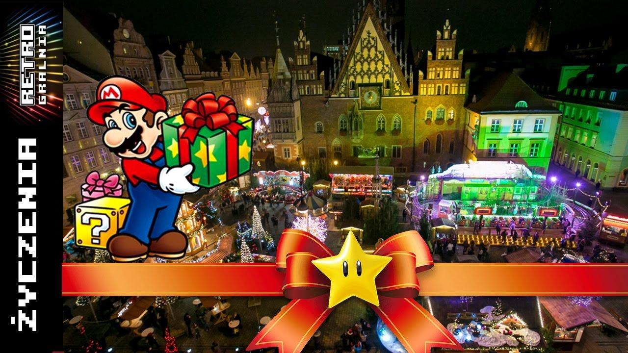 Wesołych Świąt – Życzenia od RetroGralni – Jarmark Bożonarodzeniowy we Wrocławiu