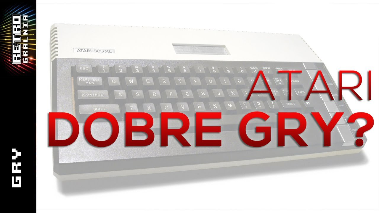 🎮 Dobre gry na Atari 8bit? Paczka Gier Konkursowych – Przegląd i Gameplay – Gry Atari
