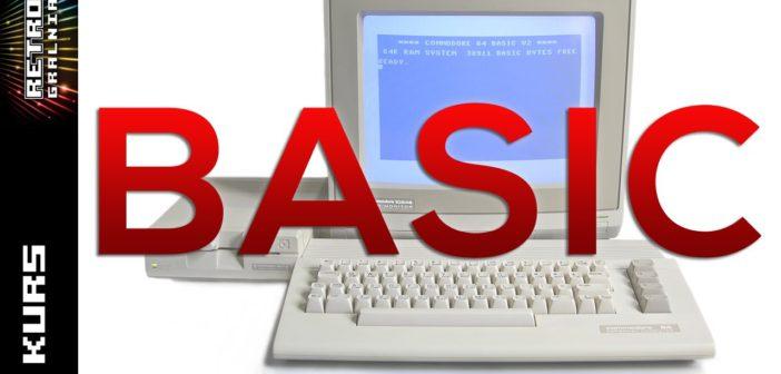 💾 Programowanie BASIC dla Początkujących – Kurs – Część 1 – Commodore 64 …i Atari też