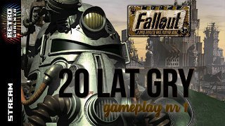 ? Fallout – 20 Lat Gry – Gameplay z Nienacka
