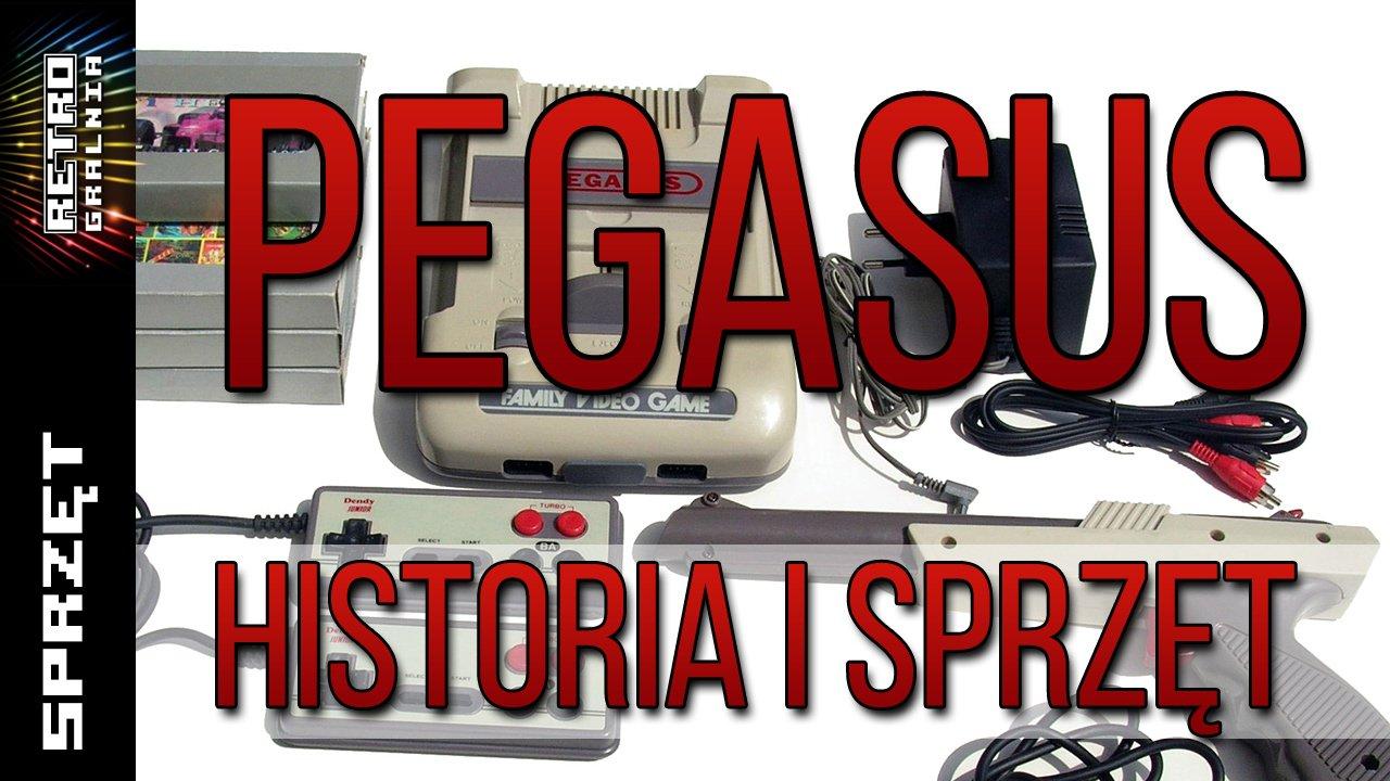 📕 Pegasus – Historia Konsoli – Co siedzi w środku tego polskiego famiclona?