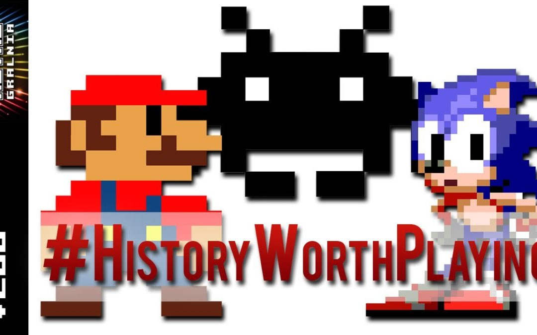 🎁 #HistoryWorthPlaying – Nowa gra na ZX'a – Prezent z Berlina – ComputerspieleMuseum