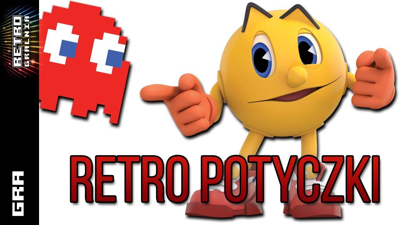 🏆 Retro Potyczki Youtuberów #04 – Deluxe Pac-Man  – MFX