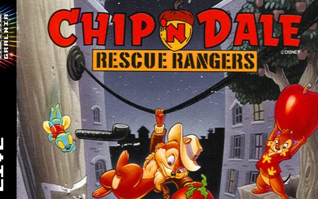 🔴 Live – Chip 'n Dale: Rescue Rangers – Flowersik przejdzie całą grę?