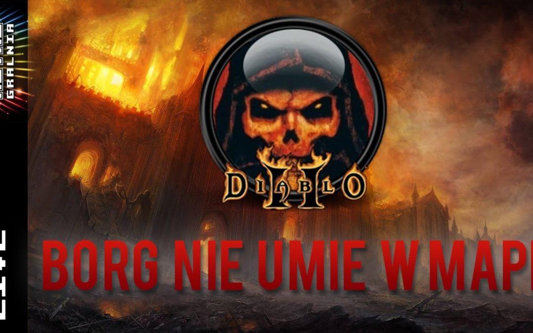 🔴 Live – Diablo II – Borg nie umie w izometrię…  (feat. Flowersik)