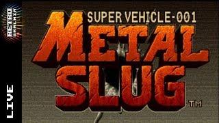 🔴 Metal Slug – Przejście na  żywo – Longplay