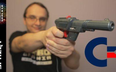 🔫 Light Gun dla Commodore 64 – Cheetah Defender 64 –  Magnum Light Phaser – Jak działa light gun?