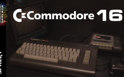 💾 Commodore 16 – nie-budżetowa pomyłka retro historii – C116 / Plus/4 / C264